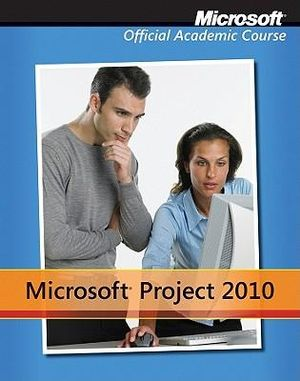 Cover of Microsoft Project 2010