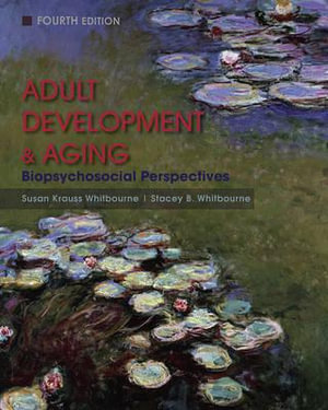 Cover of Adult Development and Aging