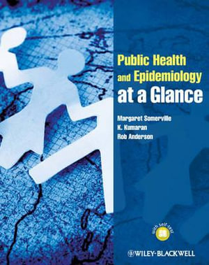 Cover of Public Health and Epidemiology at a Glance