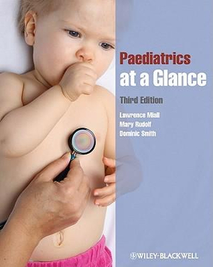 Cover of Paediatrics at a Glance