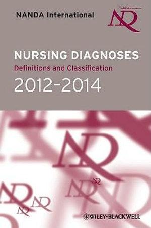 Cover of Nursing Diagnoses 2012-14