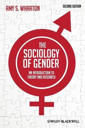 Cover of The Sociology of Gender