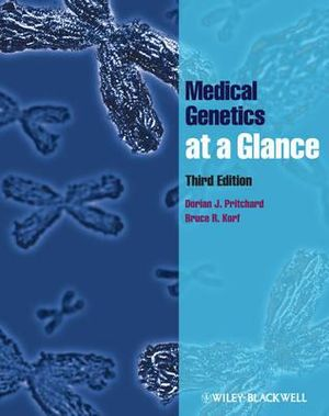 Cover of Medical Genetics at a Glance