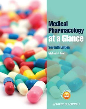 Cover of Medical Pharmacology at a Glance 7E