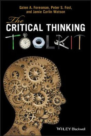 Cover of The Critical Thinking Toolkit