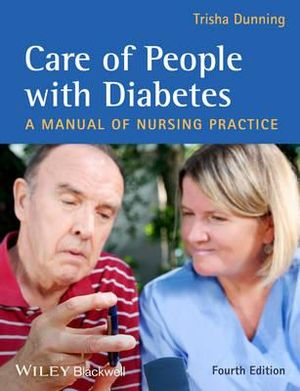 Cover of Care of People with Diabetes
