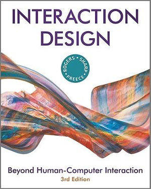 Cover of Interaction Design 3E