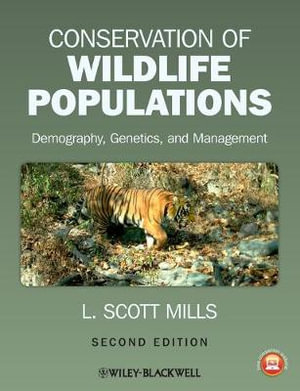 Cover of Conservation of Wildlife Populations