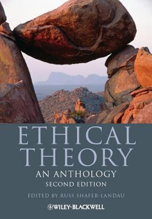 Cover of Ethical Theory