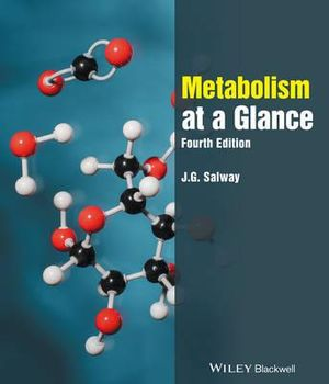 Cover of Metabolism at a Glance