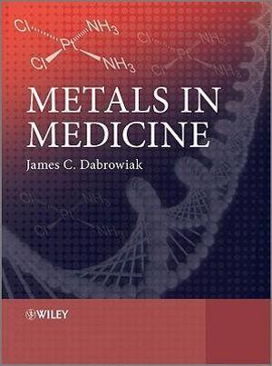 Cover of Metals in Medicine