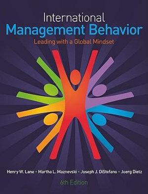 Cover of International Management Behavior 6E - Leading    with Global Mindset