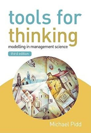 Cover of Tools for Thinking 3E - Modelling in Management Science