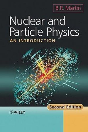 Cover of Nuclear and Particle Physics