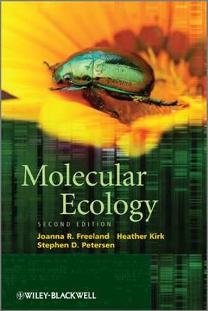 Cover of Molecular Ecology