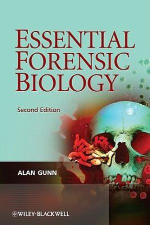Cover of Essential Forensic Biology 2E