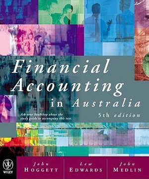 Cover of Financial Accounting in Australia