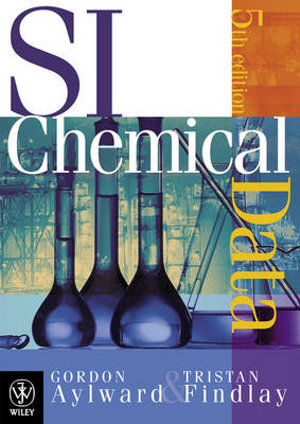 Cover of Si Chemical Data