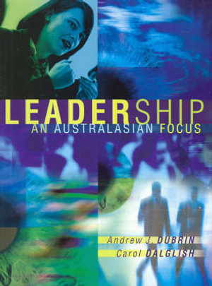 Cover of Leadership, an Australasian Focus