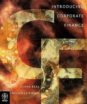 Cover of Introducing Corporate Finance