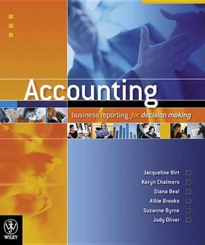 Cover of Accounting