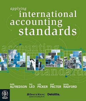 Cover of Applying International Accounting Standards