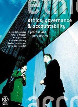 Cover of Ethics, Governance and Accountability
