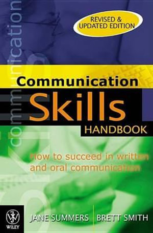 Cover of Communications Skills Handbook