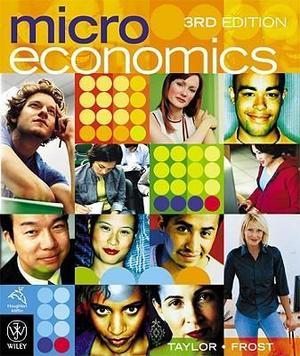 Cover of Micro Economics