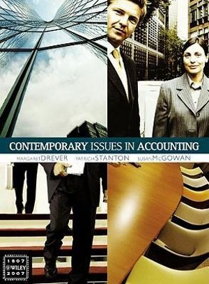 Cover of Contemporary Issues in Accounting