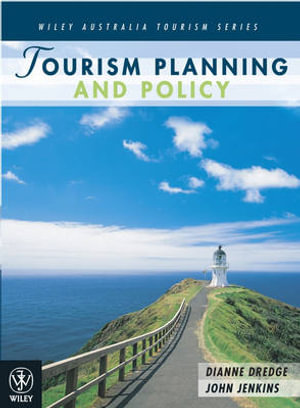 Cover of Tourism Planning and Policy
