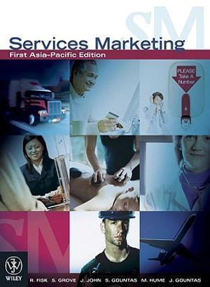 Cover of Services Marketing