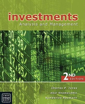 Cover of Investments 2E