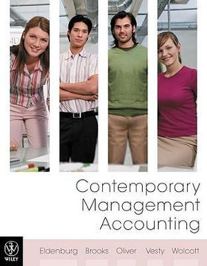 Cover of Contemporary Management Accounting