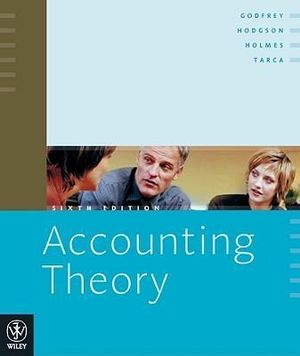 Cover of Accounting Theory