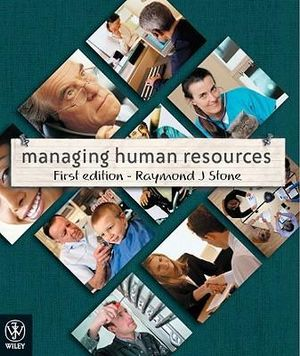 Cover of Managing Human Resources