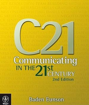 Cover of C21