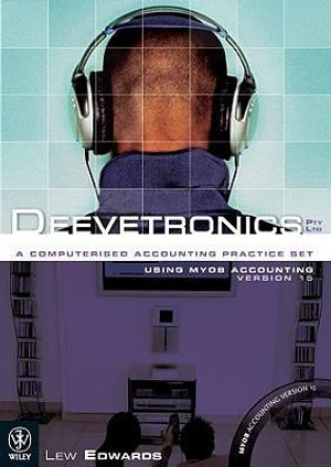 Cover of DeeVetronics Pty Ltd