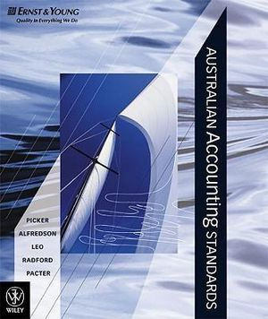 Cover of Australian Accounting Standards
