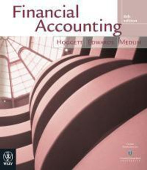 Cover of Financial Accounting 6E Custom Publication for Central Queensland University