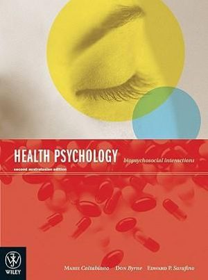 Cover of Health Psychology Biopsychosocial Interactions 2E