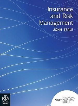 Cover of Insurance and Risk Management