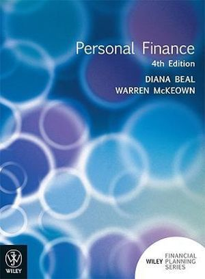 Cover of Personal Finance 4E