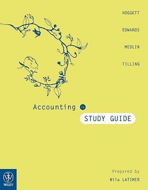 Cover of Accounting Study Guide