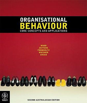 Cover of Organisational Behaviour