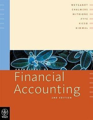 Cover of Principles of Financial Accounting 2E