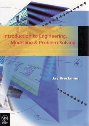 Cover of Introduction to Engineering, Modelling and Problem Solving