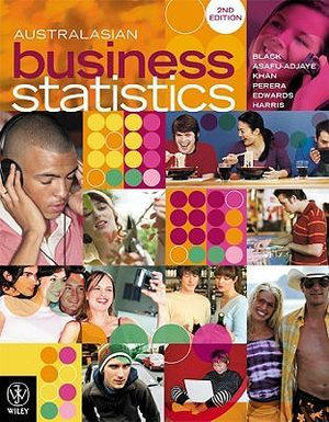 Cover of Australasian Business Statistics