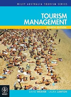 Cover of Tourism Management 4E