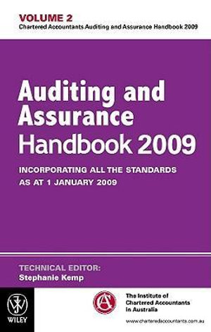 Cover of Auditing and Assurance Handbook 2009